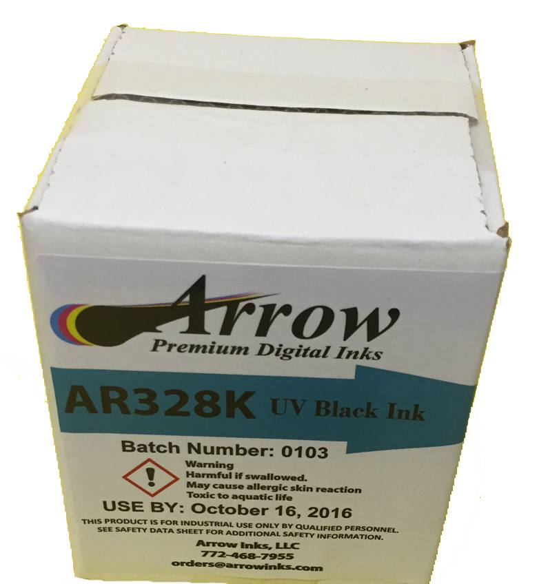 Arrow Inks for Buskro Drop on Demand printers