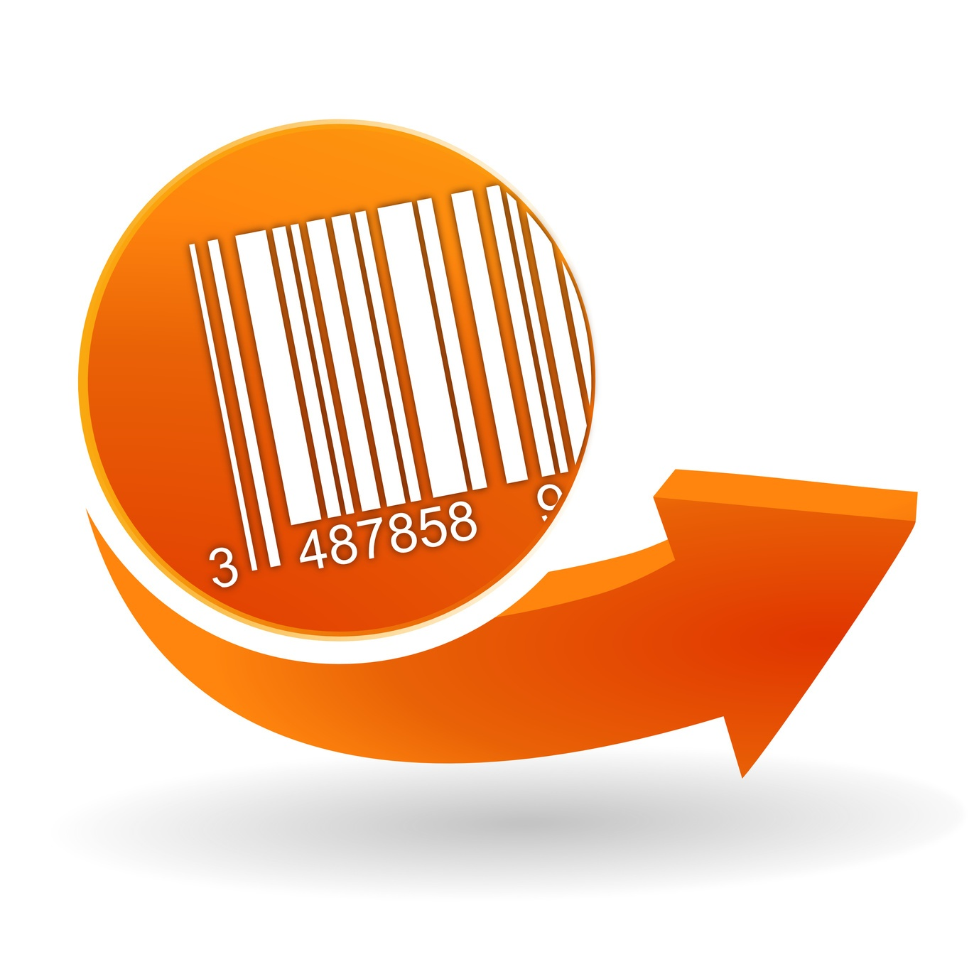Arrow Inks for Barcode Applications