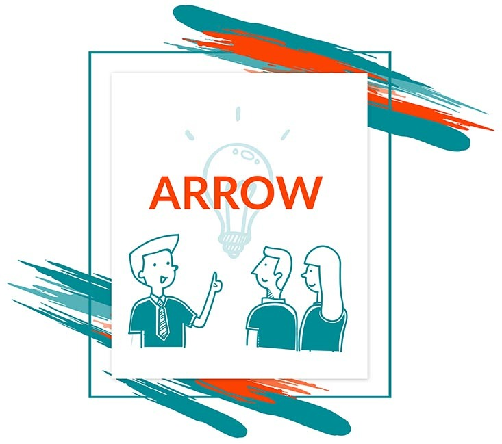 Arrow Can Advise on Ink Selections and Applications.